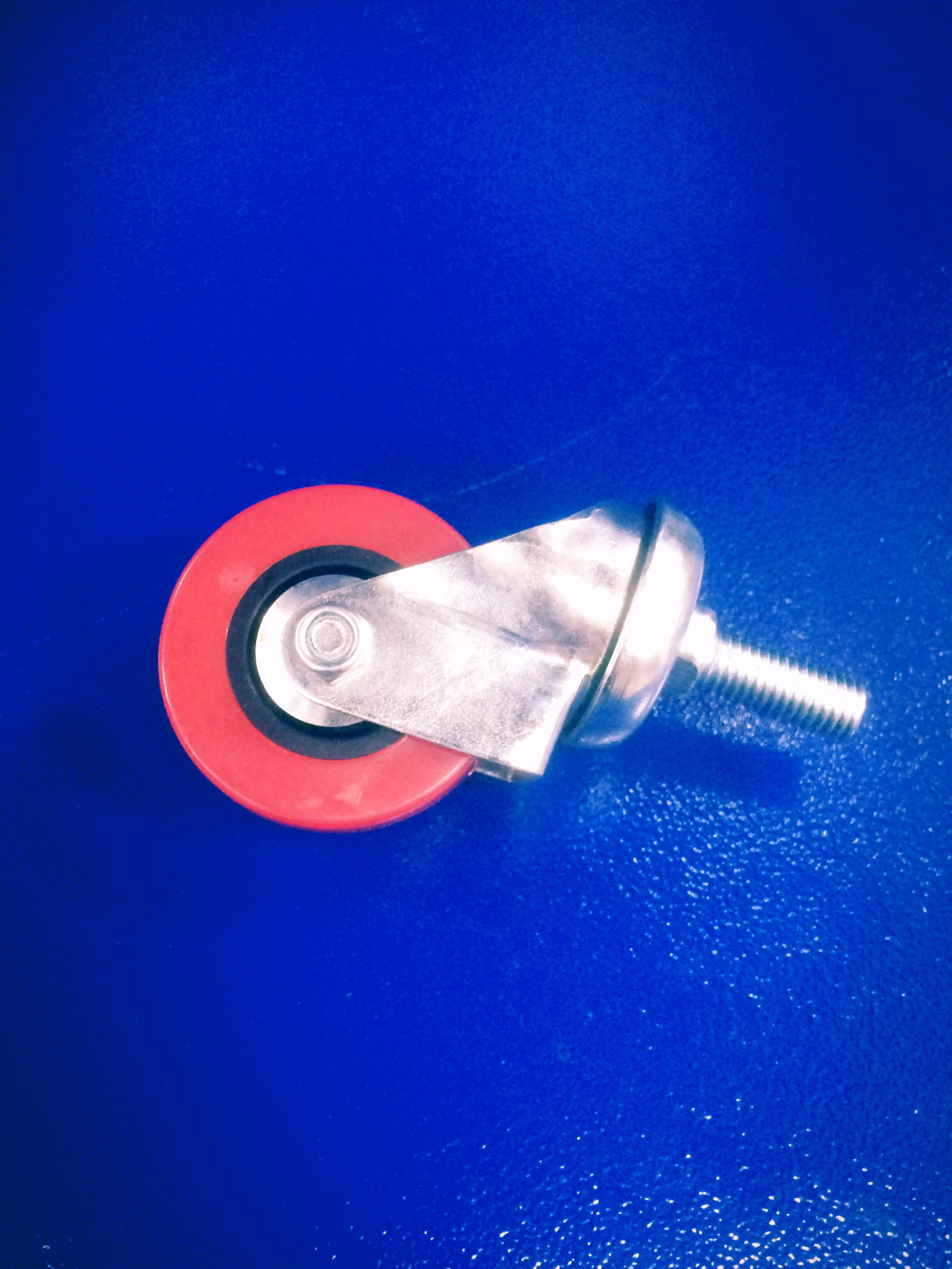 колесо поворотное (болтовое крепление) опорное купить в новосибирске