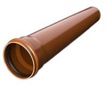 Труба ПВХ 110х3,2х500 мм